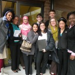 International and Mizzou Reproductive Health Activists