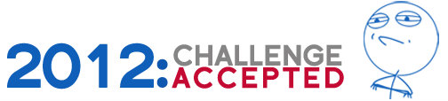 2012 Challenge Accepted logo