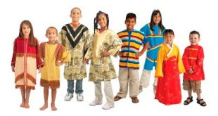 Diversity-Multi-CulturalDressUpsCollection