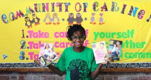 Marley Dias, an 11 year old on a mission to change the publishing industry (Elle)