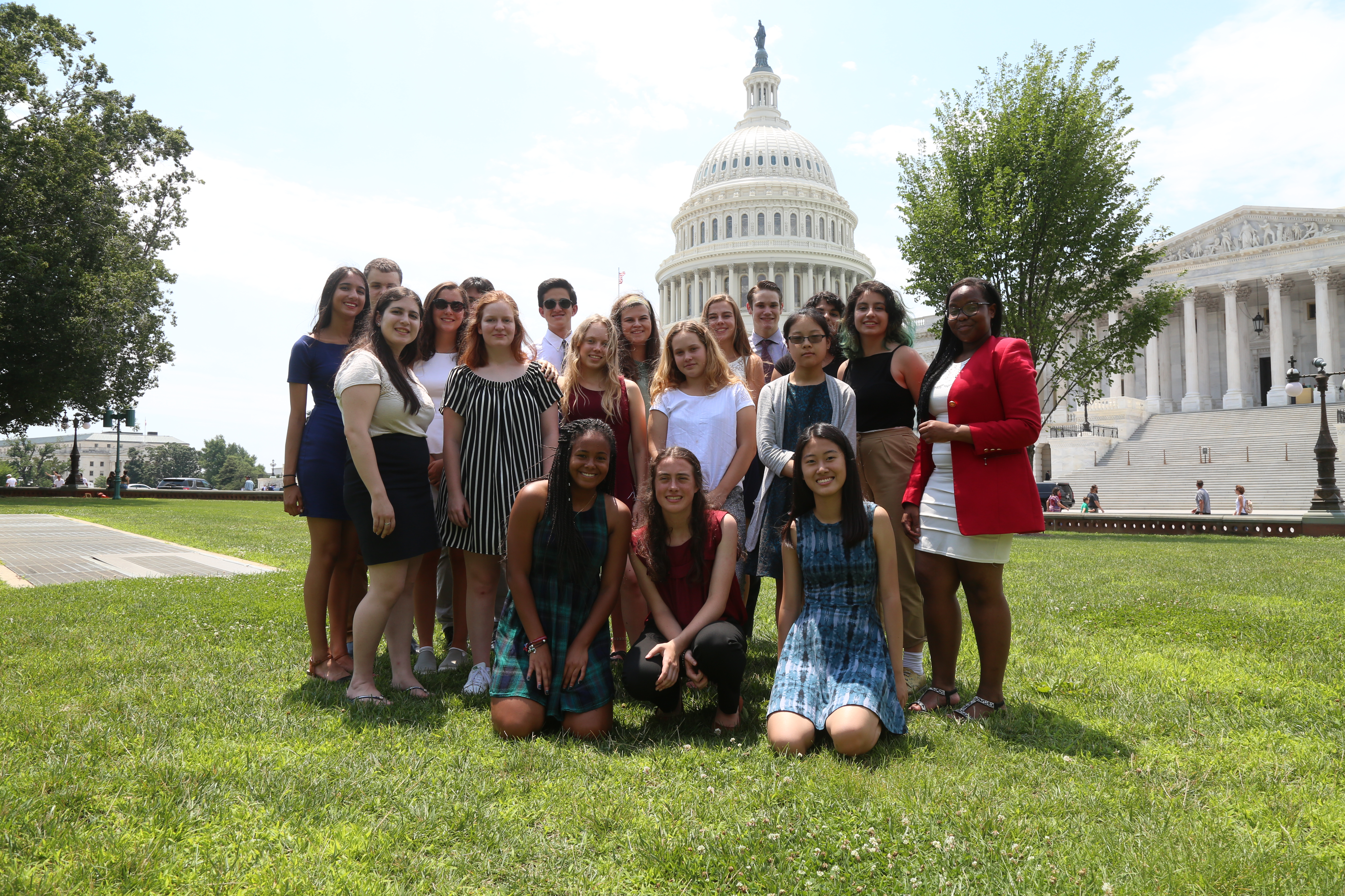 Be at the heart of global affairs. Global Scholar, Washington D.C. (1)