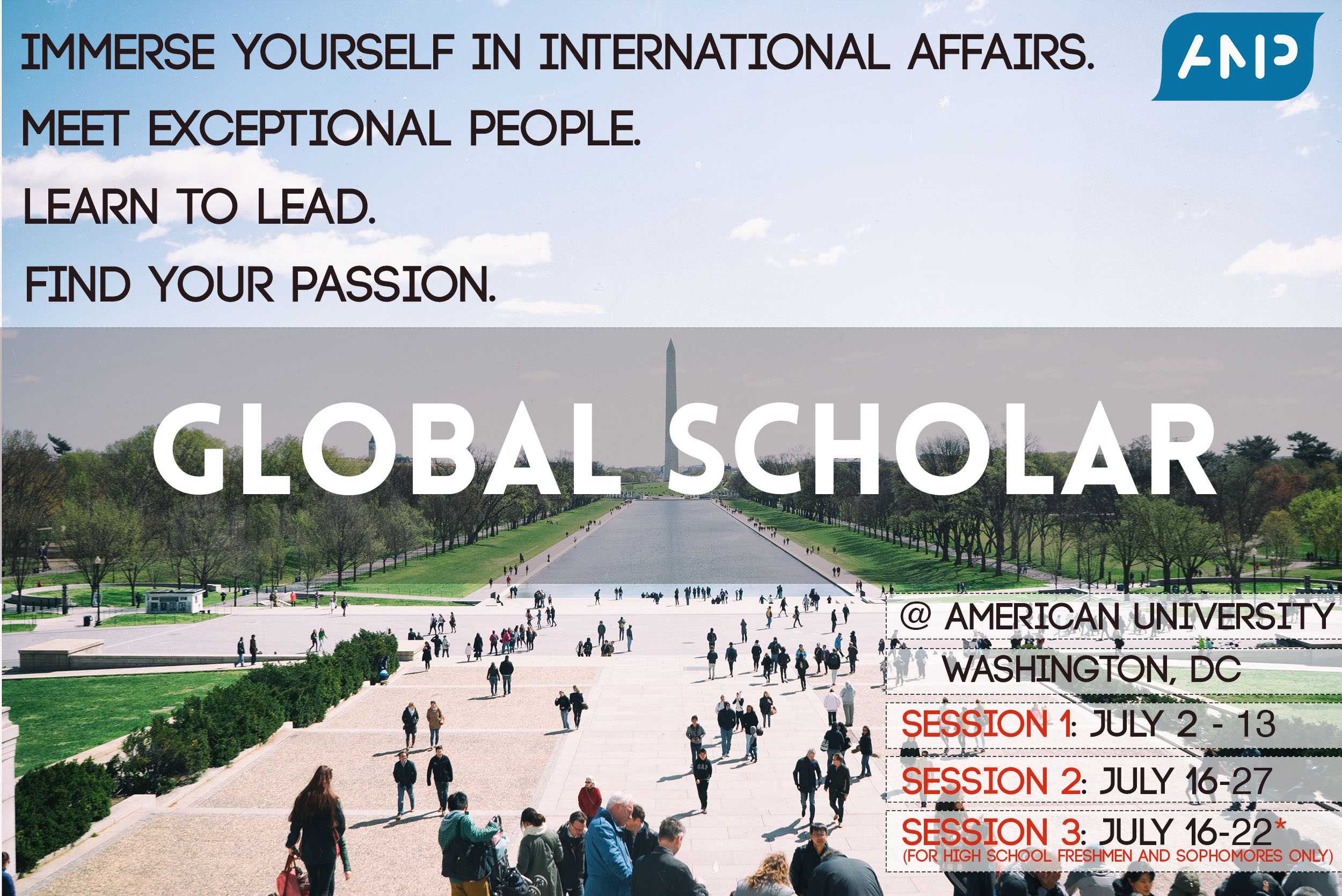 AMP Global Scholar Program 2017