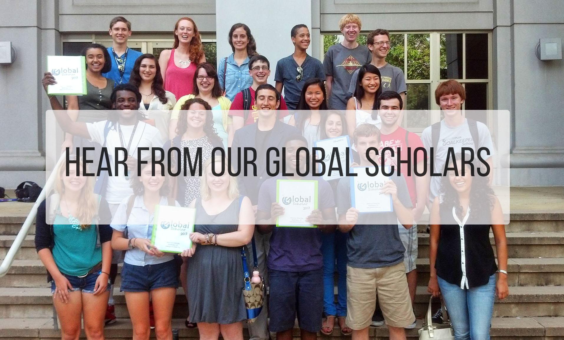 AMP: Global Scholar Impact